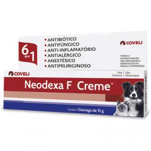 Antibiótico em Creme Neodexa - 15 g