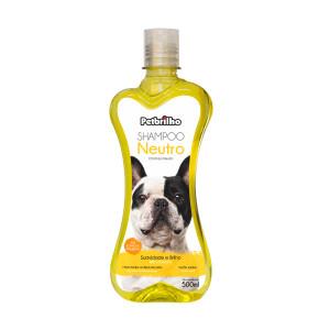 Shampoo Petbrilho Neutro Cães e Gatos - 500ml
