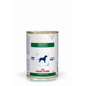 Lata Royal Canin Obesity para Cães - 410g