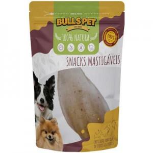 Orelha de Bovino Desidratada Peppy Dog - 2 unidades