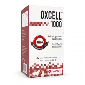 Oxcell 1000 - 30 Cápsulas