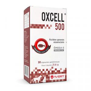 Oxcell 500 - 30 Cápsulas