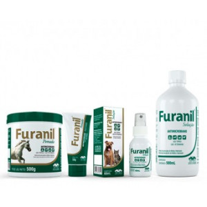 Furanil - Antimicrobiano - Spray/Pomada