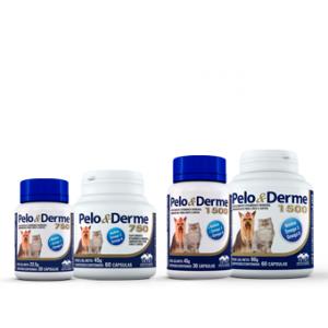 Pelo & Derme 1500mg - 30 e 60 comprimidos