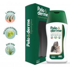 Pelo e derme Hipoalergênico - Shampoo 320ml