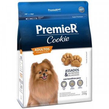 Biscoito Premier Cookie Cães Filhotes - 250g