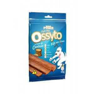 Bifinho Ossyto Light sabor centeio - 65g