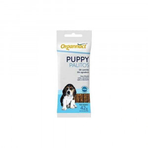 Organnact puppy palitos 42g