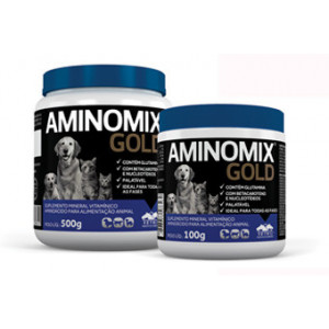 Aminomix Gold 100g/500g