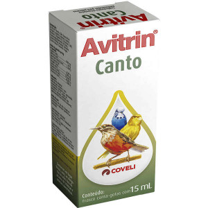Avitrin Canto - 15ml
