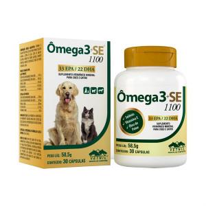 Omega 3 + SE Vetnil 1100