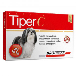 Tiper C até 15kg - 1,2ml