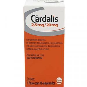 Cardalis 2,5mg/5mg/10mg