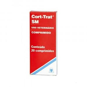 Cort-trat SM - 20 comprimidos