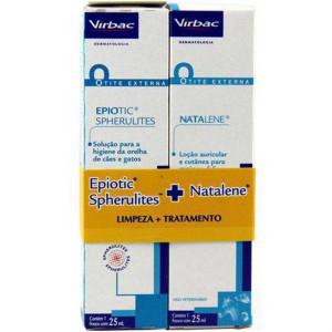 Kit Promocional Epiotic + Natalene - 25ml