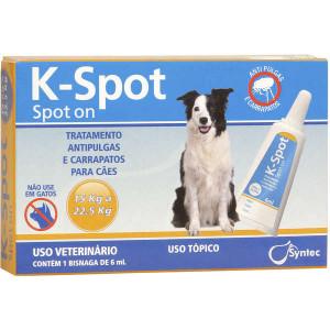 K-SPOT 6ml 15 a 22,5kg