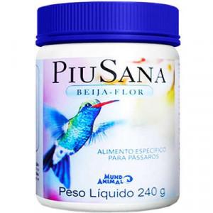 Piusana Beija-flor - 240g