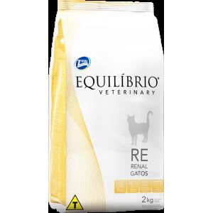 Ração Equilíbrio Veterinary Gatos Renal - 500g/2kg