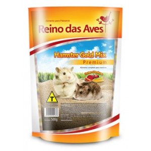 Reino das Aves Hamster Gold Mix - 500g