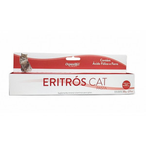 Eritrós Cat Pasta - 30g