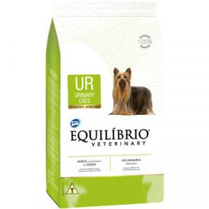 Ração Equilíbrio Veterinary Cães  UR Urinary Tratamento Urinário - 2/7,5Kg