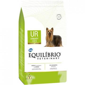 Ração Equilíbrio Veterinary  UR Urinary Tratamento Urinário para Cães Adultos - 2/7,5Kg