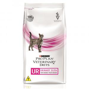 Ração Pro plan Veterinary Diets Gatos Trato Urinário Gatos - 1,5/7,5kg
