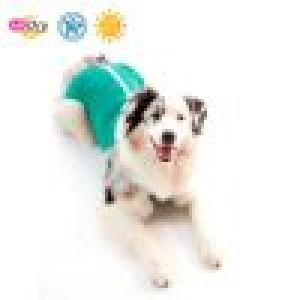 Roupa Pós Castração Pet Med Duo Dry Regular para Cães - Verde Mescla