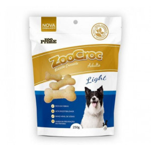 Biscoito Zoocroc Light Adulto - 250g